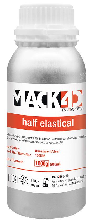 MACK4D - half elastical