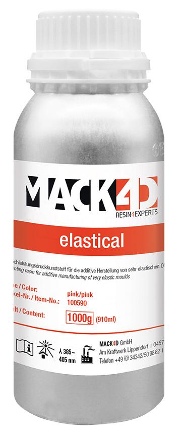MACK4D - elastical